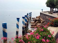 Limone sur Garda, Lombardy Italy (saxonfenken) Tags: italy superhero thumbsup posts limone 119 lakegarda blueandwhite lombardy gamewinner challengeyou challengeyouwinner friendlychallenges herowinner pregamewinner 119nautical