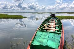 Portrait of a boat (Adrien Chan) Tags: canon reflections landscape thailand boat scenic hdr 1740mmf4 pattalung canon5dmk3 5dmk3 eos5dmk3 canoneos5dmk3