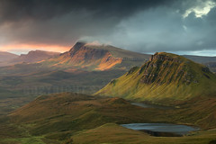 RIDGES. (Steve Boote..) Tags: light cloud sunrise landscape dawn scotland isleofskye innerhebrides landslide loch cleat manfrotto trotternish quiraing 06s dundubh leefilters ndgrads druimanruma biodabuidhe singhrayfilters lochcleat lochleumnaluirginn steveboote canoneos550d nd3reversegrad sigma18200f563osdc
