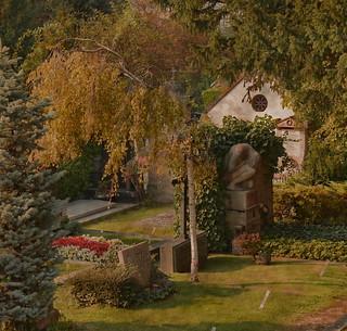 Gustav Klimt Grab Hietzinger Friedhof ~ Grave of Gustav Klimt