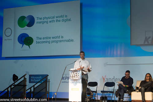 Spark Of Genius Start-up Competition: Web Summit 2012 (Dublin)