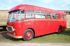 Commer Avenger GPO Bus SLO24  Chatsworth House, Derbyshire (spixpix) Tags: bus derbyshire transport communication vehicle 1956 telegraph gpo chatsworth chatsworthhouse commer avenger slo24 spixpix stuartspicer chatsworthtransportandcountryfair