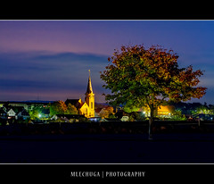 Weilerbach - Protestant Church (MLechuga Photography) Tags: world life street new old city travel blue trees light boy sunset red portrait sky people blackandwhite bw italy music orange usa sun white mountain lake snow man black mountains flower macro tree green london art fall cars nature colors girl rock architecture night clouds digital forest canon reflections germany landscape photography eos is photo dof action bokeh eu sigma wideangle chrome 7d summertime usm dslr canoneos hdr kaiserslautern intheair 2012 2011 eos7d canoneos7d monsieuri