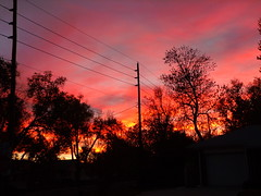 Sunset 10-20-12