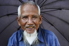 MYANMAR (BoazImages) Tags: portrait smile face umbrella asian colorful asia faces burma smiles culture documentary myanmar southeast dailylife shan burmese kengtung boazimages