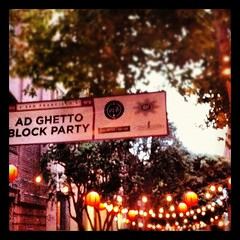 Ad Ghetto Block Party 2012 (Propane Studio) Tags: sanfrancisco advertising batterystreet adghetto