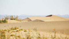 Dunas (Cristbal Alvarado Minic) Tags: china desert desierto gobi chine dsert