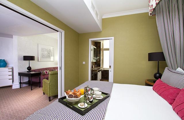 アフタヌーンティーで人気のホテル ホテル セント アーミンズ