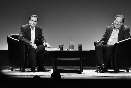 Bob Woodruff & Oliver Stone @ Penny Stamps Lecture - Michigan Theater