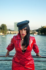 _DSC0358 (Manuel Colombo) Tags: red black rome roma beauty glamour pretty eur ditial