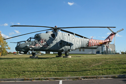 Mil Mi-24V Hind '0705'