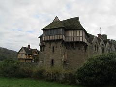 UK - Shropshire - Craven Arms - Stokesay Castle (JulesFoto) Tags: uk england shropshire englishheritage stokesaycastle cravenarms medievalhouse 13thcenturyhouse