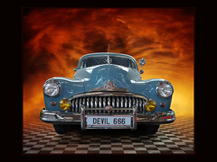 Out of Hell (guenterleitenbauer) Tags: auto blue b red game sports car basketball sport photo buick fight foto basket image photos action hell images fotos devil match 5d bild blatt 2009 obersterreich bilder spiel aktion bundesliga sieg gnter korb composing wels kampf wbc dmon guenter leitenbauer wwwleitenbauernet