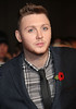James Arthur The Daily Mirror Pride of Britain Awards 2012 London