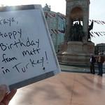 """Happy birthday Araya <a style=""""margin-left:10px; font-size:0.8em;"""" href=""""http://www.flickr.com/photos/59134591@N00/8144329279/"""" target=""""_blank"""">@flickr</a>"""