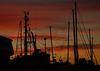 Seaview boats at sunset (Flimin) Tags: sunset canon boats seaview gamewinner 650d challengeyouwinner eos650d mygearandme mygearandmepremium