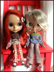 Robynn and Holly