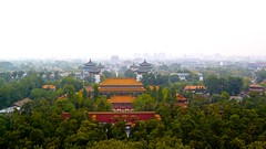 View from the top (Virginia Breedlove ) Tags: beijing china cultural forbiddencity kultuur peking unescowerelderfgoed verbodenstad worldheritage