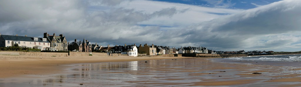 Earlsferry beach towards Elie