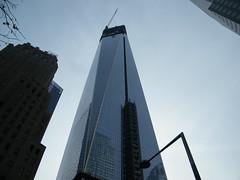 The New World Trade Center Nears Completion, Lower Manhattan, New York City (lensepix) Tags: newyorkcity skyscraper manhattan worldtradecenter lowermanhattan newworldtradecenter newyorkcityskyscraper newskyscraper