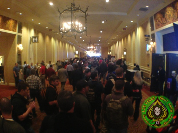 ITS Tactical SHOT Show 2013: Day 2 Live Coverage 002