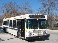 Burlington Transit 7002-09 (YT | transport photography) Tags: new bus burlington flyer transit d40lf