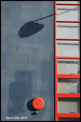 Seeing The Shadow Without The Object - Granville Island X1705e (Harris Hui (in search of light)) Tags: light shadow canada abstract window lamp vancouver fuji bc streetshots streetphotography richmond zen simplicity frame fujifilm concept granvilleisland conceptual simple pointshoot reallight digitalcompact beautyinthemundane zenphotography harrishui vancouverdslrshooter fujix10