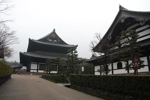 東福寺禅堂・本堂