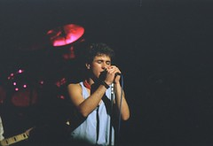 Multi-Story live in Amsterdam, 1988 (Marco de Niet) Tags: amsterdam live 1988 paradiso multistory