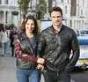 Kelly Brook single again after split from rugby hunk Thom Evans