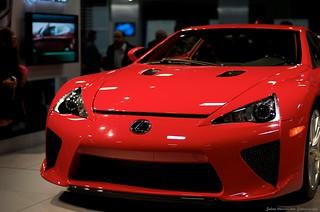 2013 Washington Auto Show - Lower Concourse - Lexus 8 by Judson Weinsheimer