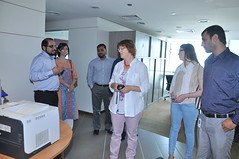 Visit of Helka Julkunen, Head of Worldwide Green Office Program to Engro Head Offices at Karachi Pakistan escorted by the GO Lead Person for all Engro Comaonies, Wajid Hussain Junejo (Green Office Engro) Tags: unicef pakistan foods mine united corporation mohammed fertilizer agriculture coal nations powergen engro chemical ansari csr hussain polymers wajid junejo fertilizers aluddin secmc ruhail