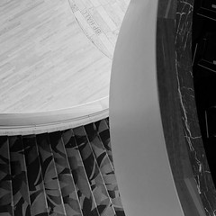 Loopy Staircases (KarenSkaret) Tags: california winter usa losangeles seasons canonef2470mmf28lusm christmastime waltdisneyconcerthall canon5dmkii karenskaretphotography