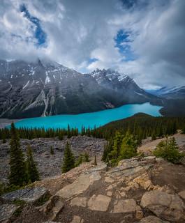 Peyto Lake - Banff Canada
