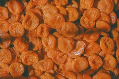 Dried apricots (allejandrine) Tags: dried apricot apricots food many
