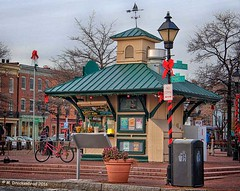 A Snack Bar on Broadway Square Baltimores in Fells Point (PhotosToArtByMike) Tags: fellspoint baltimore maryland md broadwaysquare southbroadwaystreet fellspointnationalhistoricdistrict historicwaterfront waterfrontcommunity storefronts 18thand19thcenturyhomes baltimoreharbor maritime
