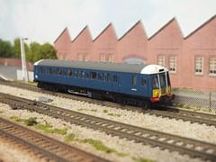122 M55003 (Anthony Sutton 37058) Tags: class 122 m55003 british rail bubble car lmr