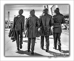 Get Back (Fermat48) Tags: beatles fabfour sculpture chrisbutler liverpool pierhead waterfront paul george ringo john andyedwards statue