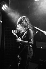 LIVE: Rackett @ Frankie's Pizza, Sydney, 31st Jul