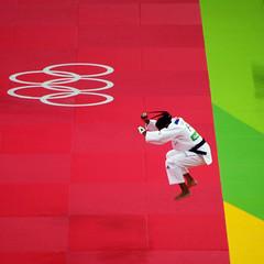 Hajime (Ben Bill) Tags: judo jo rio clarisseagbegnenou jeuxolympiques rio2016