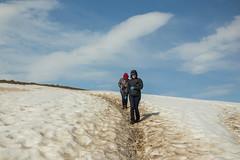 Krafla Viti Crater 15 (sarahmonious) Tags: kraflaviticrater kraftla viti myvatn kraftlavolcano volcanocrater crater hverir snow route1iceland route1 ringroad iceland iceland2016 icelanding2016 traveling