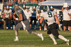 Eagle at Mountain View 8.26.16-18 (stsn8210) Tags: stsn smalltownsportsnetworkcom smalltownsportsnetwork craiglash mountainviewmavericks eaglemustangs idahofootball nikond500 sigma120300 football bestfootballphotos eagles mavericks highschoolfootball eagleatmountainview82616