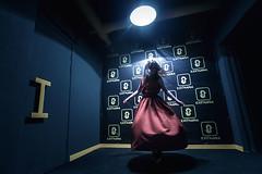 sashashine (Alexey Parshin) Tags: girl sasha aloe red fashion shop underground moda urban dresscode code dress parshin photo alexey stpetersburg
