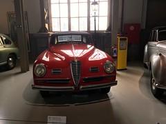 1948 Alfa Romeo 6C-2500 Super Sport (mangopulp2008) Tags: 1948 alfa romeo 2500 supersport displayed autoworld brussels belgium eu 6c2500 super sport