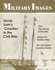 Military Images magazine cover, May/June 2001 (militaryimages) Tags: militaryimages magazine findingaid archive backissue photography history civilwar mexicanwar spanishamericanwar worldwari indianwar soldier sailor military us america american unitedstates veteran infantry cavalry artillery heavyartillery navy marine union confederate yankee rebel roach matcher neville coddington mi citizensoldier uniform weapon photographer tintype ambrotype cartedevisite stereoview albumen daguerreotype hardplate ruby