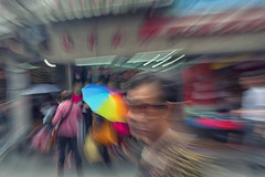 The face of rapid modernism~ Shanghai (~mimo~) Tags: blur icm china findingyourselfinthestreets fytis shanghai street workshop color faces thefaceofrapidmodernism streetphotography zoom