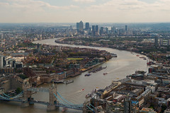 East (hartlandmartin) Tags: theshard londonbridgetower skyscraper southwark london se1 renzopiano panorama view sony rx100ii