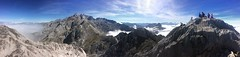 Pico Cotalba panorama (Jon Sketchley) Tags: spain espaa asturias picosdeeuropa picocotalba cornion mountain limestone inversion
