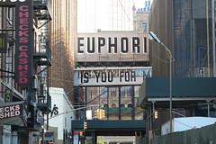 IMG_8235 (Mud Boy) Tags: newyork nyc brooklyn downtownbrooklyn espoisalsoanauditoryacronymforstevepowers exteriorsurfacepaintingoutreach stephenjpowersbornmay251968isanewyorkcityartistwhoatonetimewrotegraffitiinphiladelphiaandnewyorkunderthenameespo mural espo streetart graffiti euphoria stephenpowers boerumhill