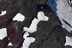 snowfields west of diller glacier IMG_1122 (pdx.rollingthunder) Tags: threesisters oregon mountains aerialphotography glaciers pacificnw cascademountains cascaderange northsister middlesister southsister